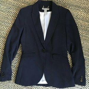 Navy Blue Blazer H&M